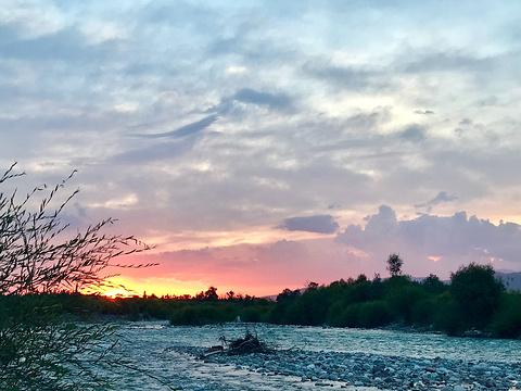 那拉提国家森林公园旅游景点攻略图