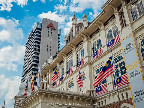 吉隆坡-槟城,许你一个南洋梦