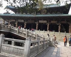 陕西、山西自由行之七:从忻州到太原