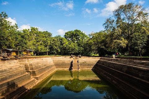 库塔姆博库纳双子池旅游景点攻略图