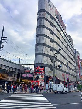 秋叶原电器街旅游景点攻略图