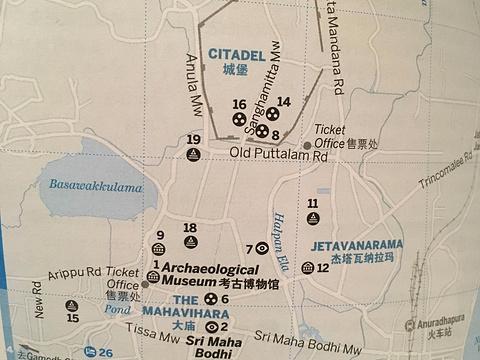 阿努拉德普勒旅游景点图片