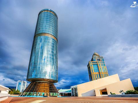 沙巴基金会大厦旅游景点图片