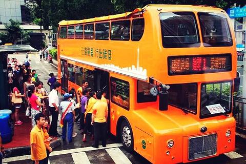 广州都市双层观光巴士