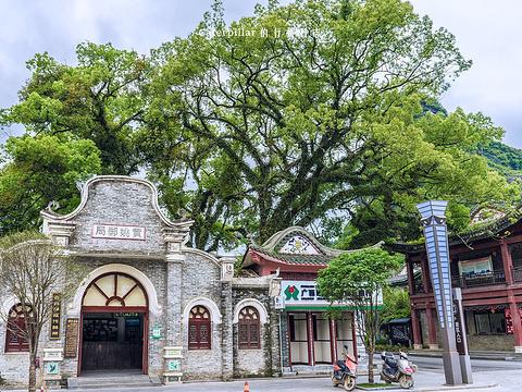 古戏台旅游景点图片