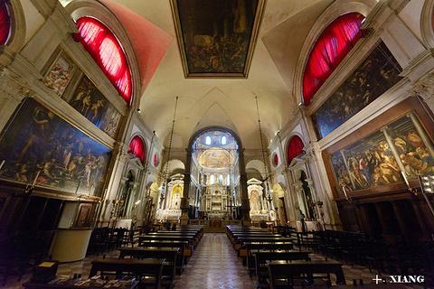 圣罗科教堂旅游景点攻略图