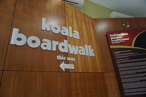 考拉保护中心旅游景点攻略图
