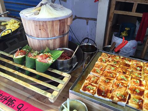 阳朔西街美食街旅游景点图片