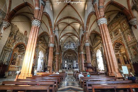 维罗纳大教堂旅游景点攻略图