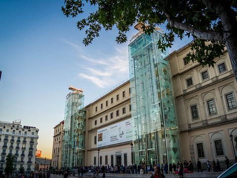 索菲亚王后国家艺术中心博物馆旅游景点图片