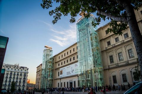 索菲亚王后国家艺术中心博物馆的图片