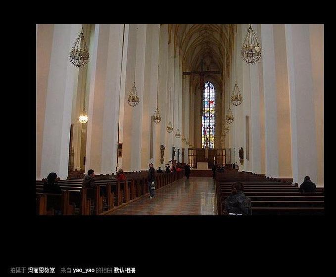 圣母教堂图片