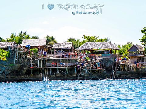 魔幻岛旅游景点图片