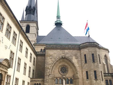 卢森堡圣母大教堂旅游景点图片