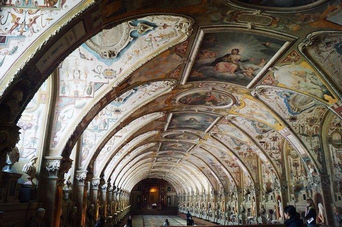 慕尼黑王宫图片
