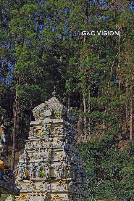 西萨阿曼庙图片