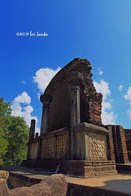 波隆纳鲁沃古城图片