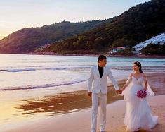 带着婚纱继普吉岛后雅加达4日游