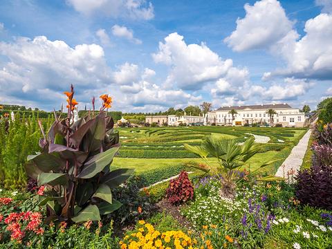 海恩豪森皇家花园旅游景点图片