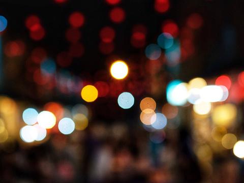 新尧湾老街夜市旅游景点图片