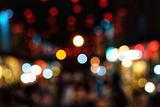 新尧湾老街夜市