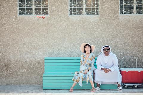 迪拜河旅游景点攻略图
