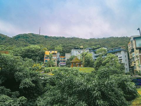 地热谷旅游景点图片