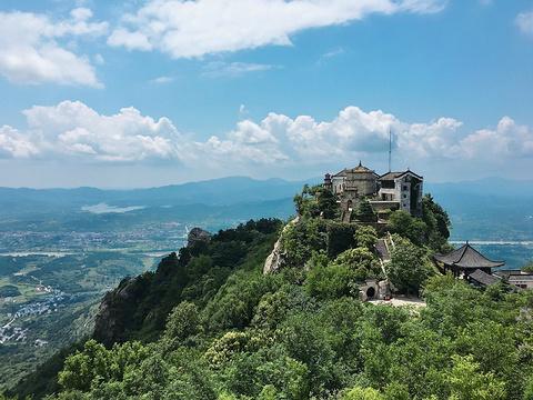 木兰山旅游景点图片