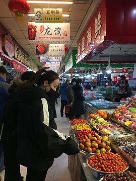 道里菜市场旅游景点攻略图