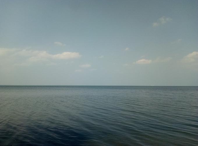 普塔勒姆的海图片