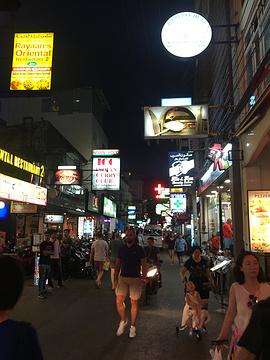 班赞生鲜市场旅游景点攻略图