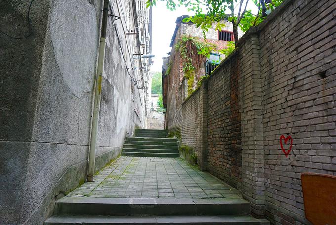 山城步道图片