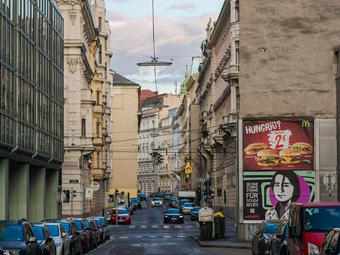 莫扎特纪念像旅游景点图片