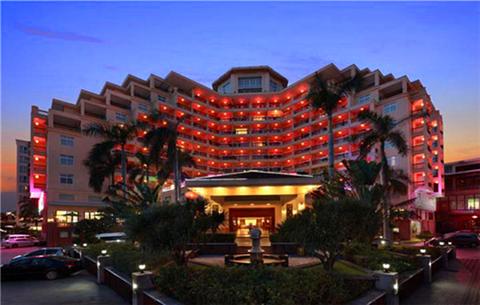 金凤凰海景酒店旅游景点攻略图