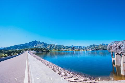 雁栖湖旅游区旅游景点攻略图