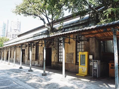 华山1914创意文化园区旅游景点图片
