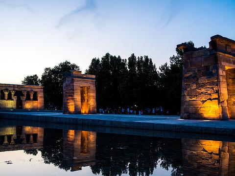 德波神殿旅游景点图片