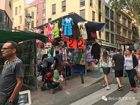 埃尔拉斯特洛跳蚤市场旅游景点攻略图