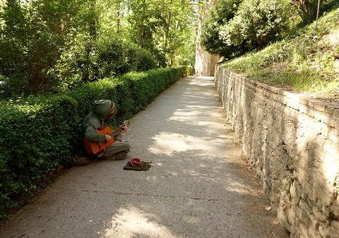 阿尔罕布拉宫酒店(Alhambra Palace)旅游景点攻略图