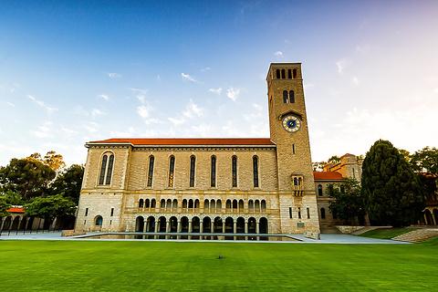 The University of Western Australia旅游景点攻略图