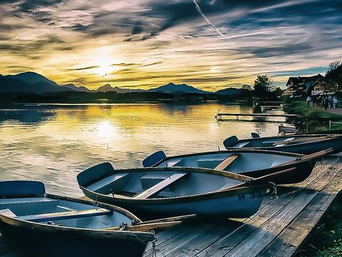 霍普芬湖旅游景点图片