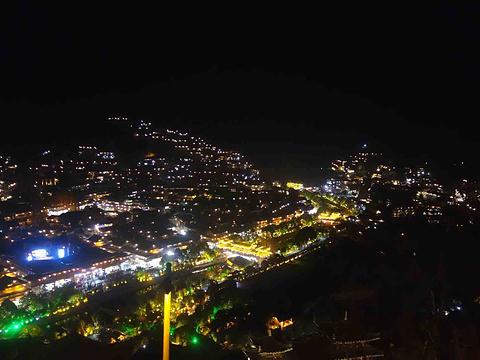 西江夜景旅游景点图片