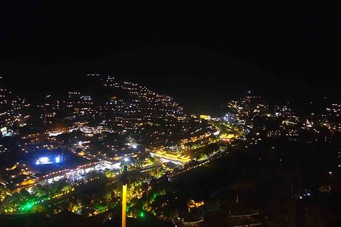 西江夜景的图片