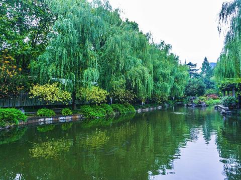 南京总统府门楼旅游景点图片