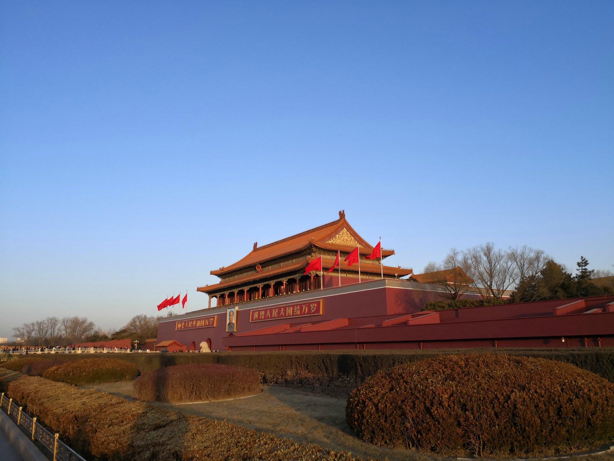 六天五晚北京家庭自由行