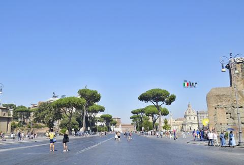 古罗马遗迹旅游景点攻略图
