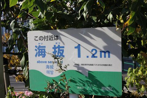 东京天空树旅游景点攻略图