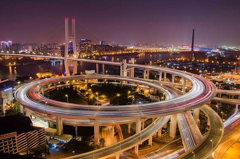 南浦大桥的图片