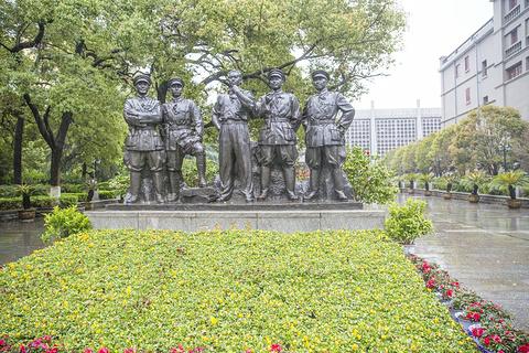 八一起义纪念馆旅游景点攻略图
