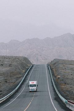 独库公路旅游景点攻略图